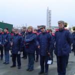 Otvaranje plinskog postrojenja