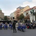 Pečuh - 2 orkestra