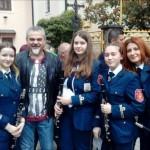 Valpovački Puhački orkestar u Županji