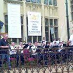 Puhački orkestar DVD-a Valpovo gostovao u D.Miholjcu